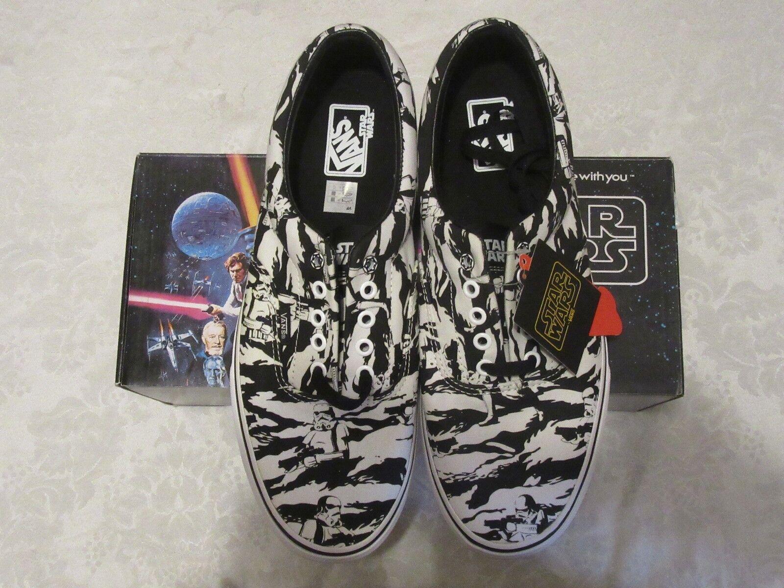 Vans ERA GUERRA DE LAS GALAXIAS Darkside Stormtrooper Camo 4501381589 Zapatillas