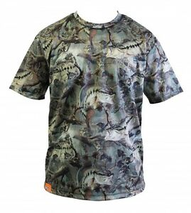 7f1306186223 Image is loading Guy-Harvey-Youth-Strike-SS-Camo-Performance-Fishing-