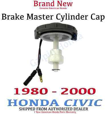 1980-2000 Honda CIVIC Genuine OEM Honda Brake Master Cylinder Cap