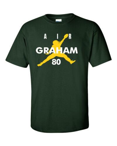 "Green Bay Packers Jimmy Graham /""Air/"" T-Shirt"