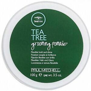 SAME-DAY-SHIP-Paul-Mitchell-Tea-Tree-Grooming-Pomade-3-0-Oz