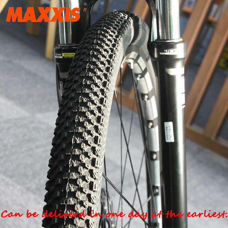Pair MAXXIS Tyres Tires Bike Bicycle  MTB Folded Not Folded 50 53mm Width 60TPI  online-shop