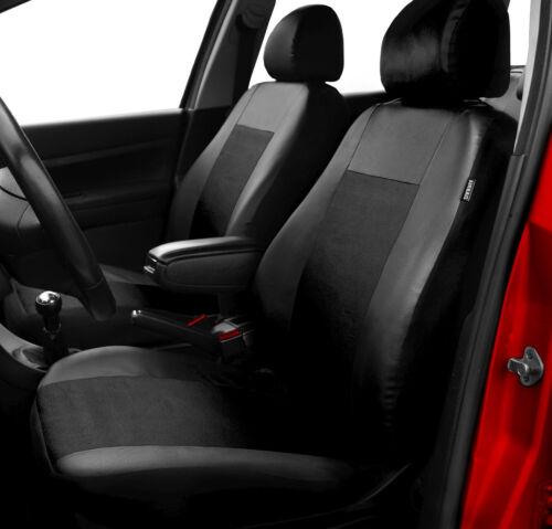 Citroen DS3 Schwarz Universal Sitzbezüge Sitzbezug Auto Schonbezüge SUPERIOR