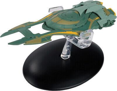 Eaglemoss STAR TREK ST0101 Bajoran Freighter  w//MAGAZINE Diecast #101