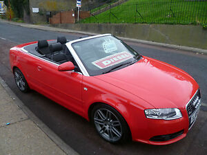 Audi-A4-2-0-TDI-Final-Edition-CONVERTIBLE-CABRIOLET-DIESEL-S-LINE