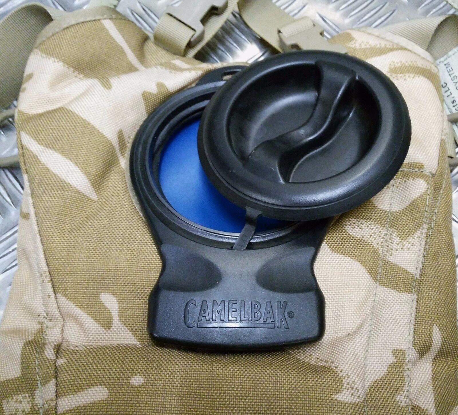 Echtes Britisches Armee Wüste Ausgabe Camelbak Trinksystem Dpm O Wüste Armee Camouflage 2.2L 8fc42e
