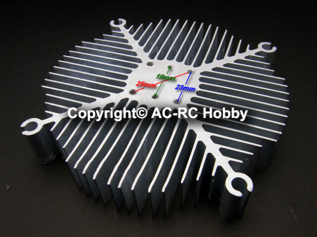 Aluminium Heatsink for 20W High Power Led Panel