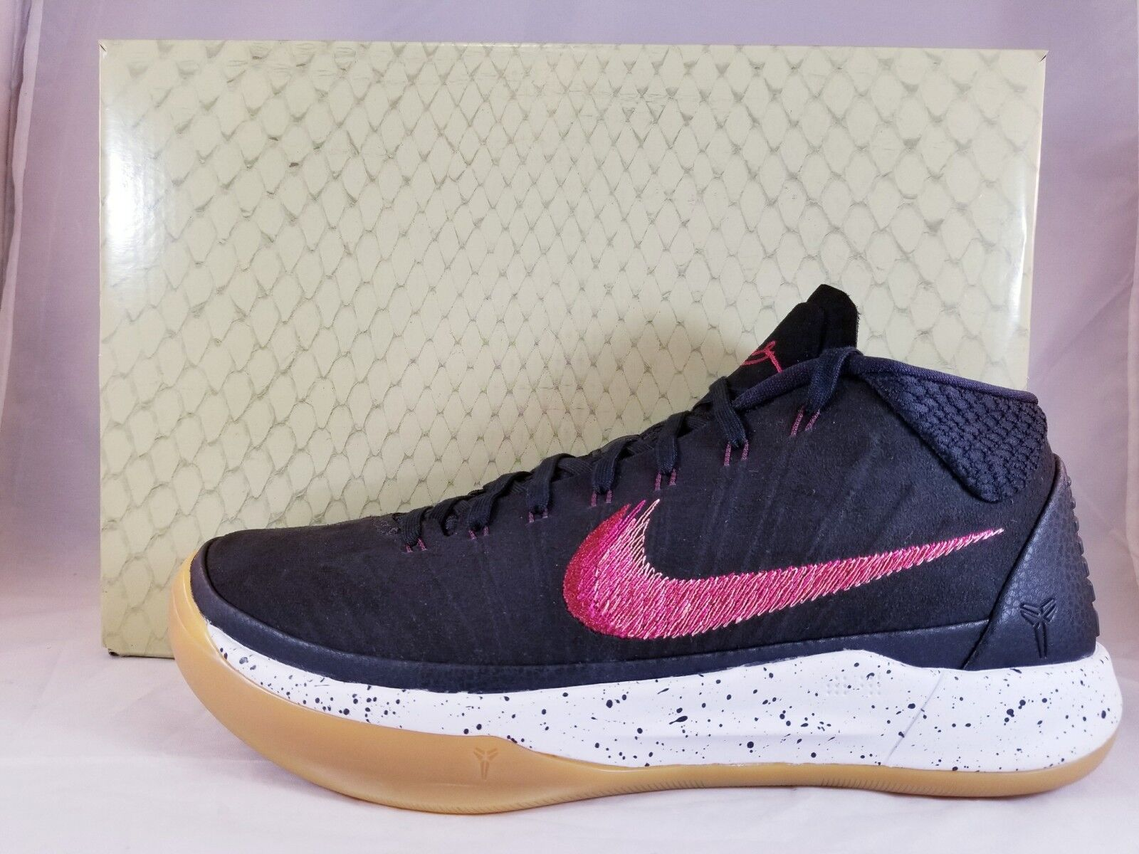 Nike Shoe Kobe AD Men's Basketball Shoe Nike 922482 006 Size 10 90d2fd