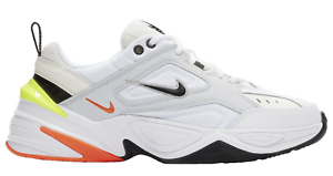 New NIKE M2K TEKNO - Men s V4789004 Pure Platinum Black Sail White ... a8714a9919ad