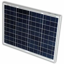 Solarpanel Solarmodul Solarzelle 40W Wohmobil Boot Wohnwagen 12Volt 12 V WOMO