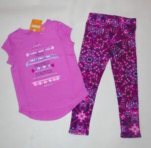 46cbf122b7935 Gymboree Girls Best Friends Tee Warm Fuzzy Leggings Size 4 XS NWT | eBay