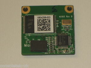 Details about XBOX 360 SLIM 4GB INTERNAL MEMORY MODULE GENUINE OFFICIAL  MICROSOFT PART