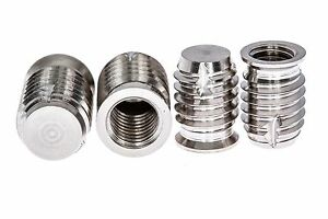 Blind-Self-Tapping-Inserts-Stainless-Steel-Marine-Grade-316-M2-To-M20-5-Pack