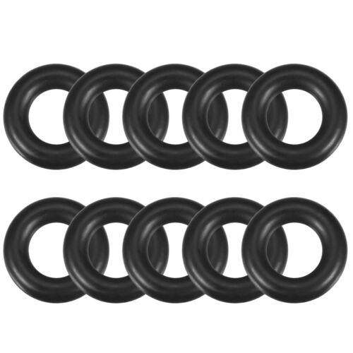 O-Rings Nitrile Rubber 11mm-23mm OD 3.5mm Width Seal Rings NBR Sealing Gaskets