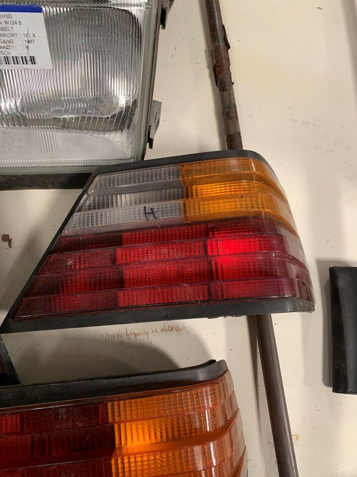Lygter, W123 w124 w201 lygter , Mercedes W123 w124