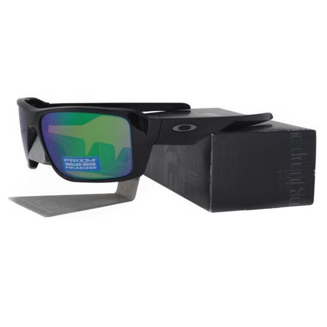 61228b7629 Oakley OO 9380-1466 POLARIZED DOUBLE EDGE Prizm Shallow Water H2O Sunglasses  .
