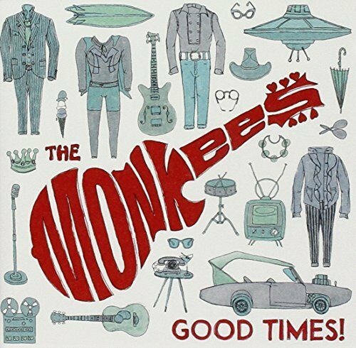The Monkees / Good Times! WPCR-17267