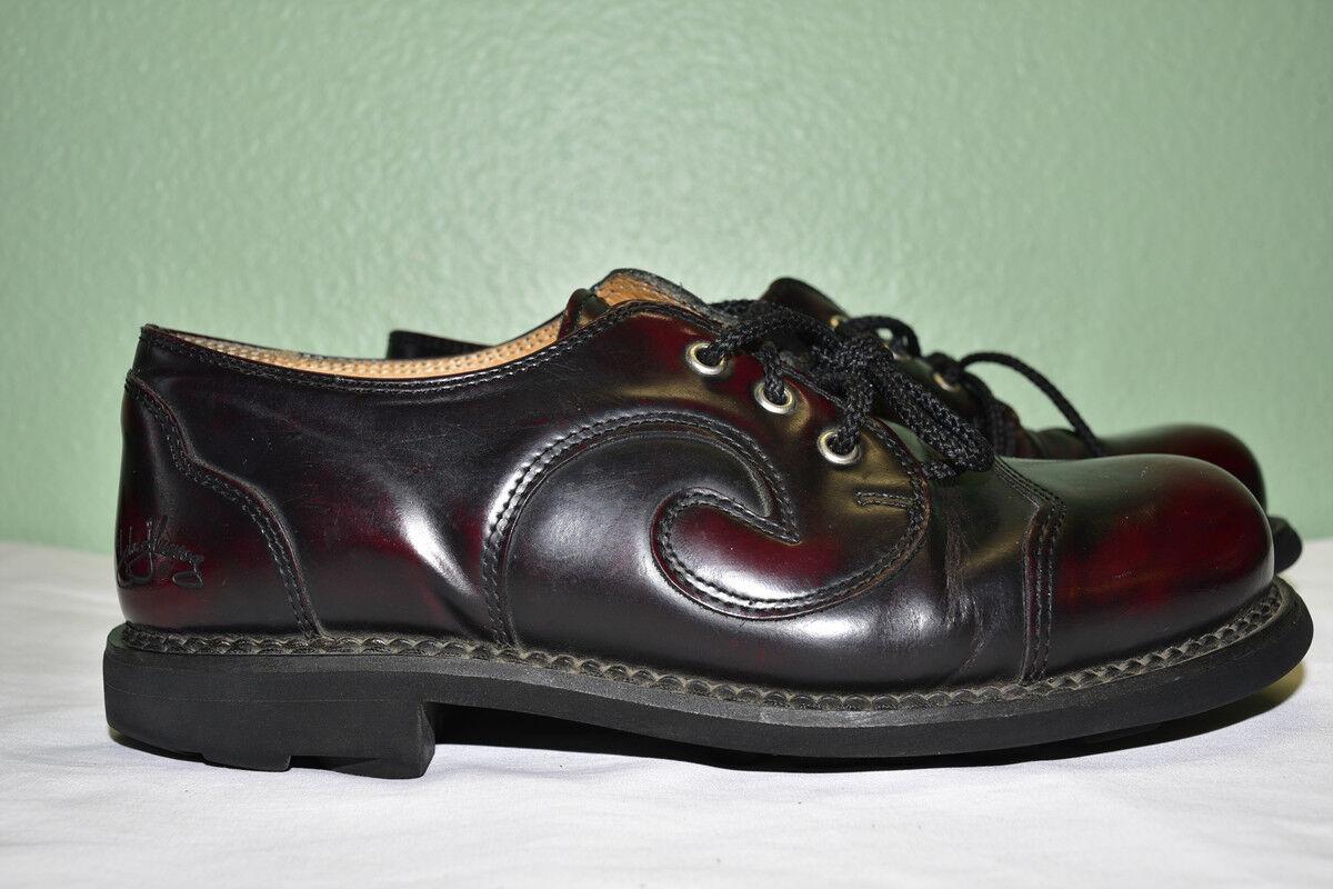 JOHN FLUEVOG SEVENTH HEAVEN Oxfords shoes UK 7