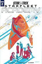 STAR TREK STARFLEET ACADEMY #2 1:10 INCENTIVE VARIANT COVER