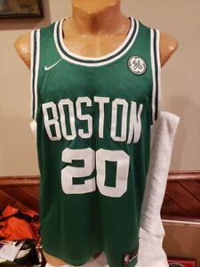Boston Celtics #20 Gordon Hayward ALL STAR Swingman Jersey