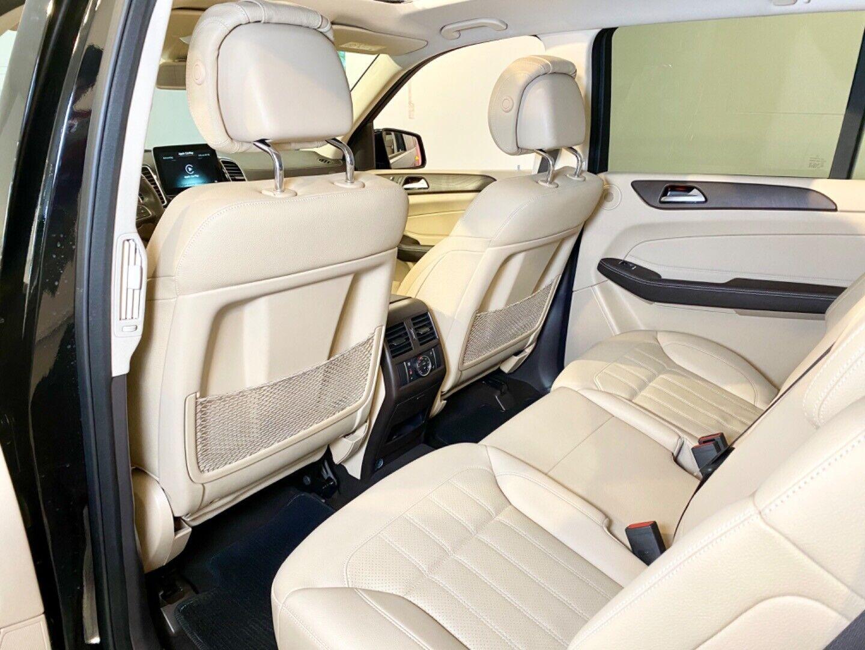 Mercedes – GLS400