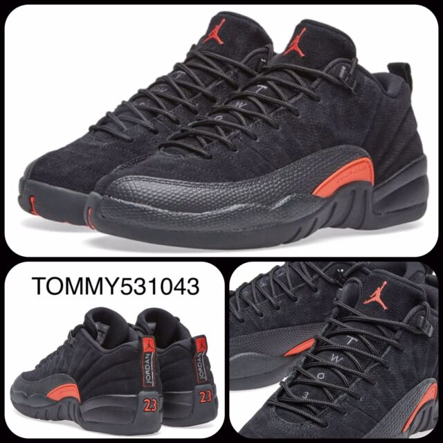 purchase cheap eb187 c6198 Nike Air Jordan 12 Retro Low BG   UK 5.5 EU 38.5 US 6Y   308305