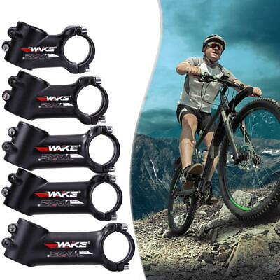 WAKE Bicycle Stem 25 Degree Mountain Road Bike Handlebar Stem MTB Cycling Parts