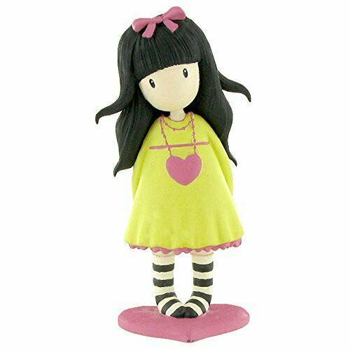 Gorjuss figurine Heartfelt 9 cm Santoro London Comansi figure 90115