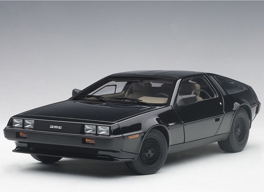 De Lorean DMC 12 (1981) Composite Model Car 79917
