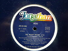 """MAXI 12"""" ROD Tenderness / we want more ATO 84-386"""