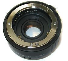 2x Teleconverter Lens for Canon EOS 500D Rebel T1i,450D,XSi,400D,XTi,350D,XT,60D