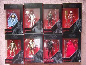 3 Series Noire Star The Série Action Wars 4 Black Figure 3 La D'action pWR4xqY