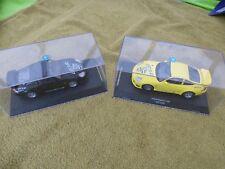 Scalextric NEW 1/32  Porsche GT3R Club Cars C2360 Black  C2361 Yellow  Ltd Ed