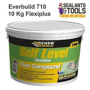 everbuild 710 self level flexiplus floor compound. Black Bedroom Furniture Sets. Home Design Ideas