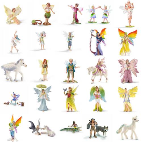 Schleich Bayala Figuren für Sammlung - Elfen, Tiere, Abenteurer