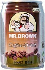 Mr. Brown Coffee Drink Classic 250 ml PFANDFREI
