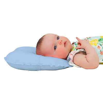 MADE IN ENGLAND. ANTI-PRESSURE BABY HEAD SUPPORT PILLOW PREVENT FLATHEAD LEMON