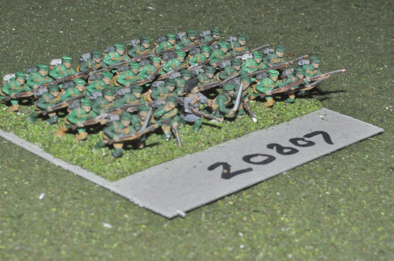 15mm AWI   british -  infantry 36 figs - inf (20807)