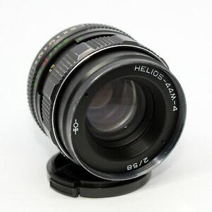 Helios 44m-4 Obiettivo 58 mm f/2 M42 VINTAGE URSS per Sony, Canon, Nikon # 87394227