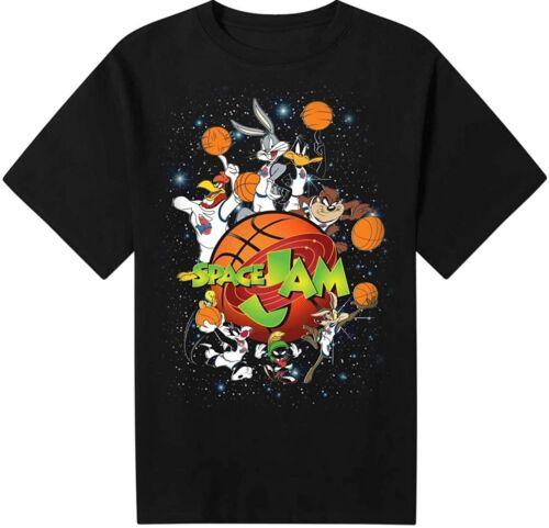 T-Shirt Space Jam LOGO