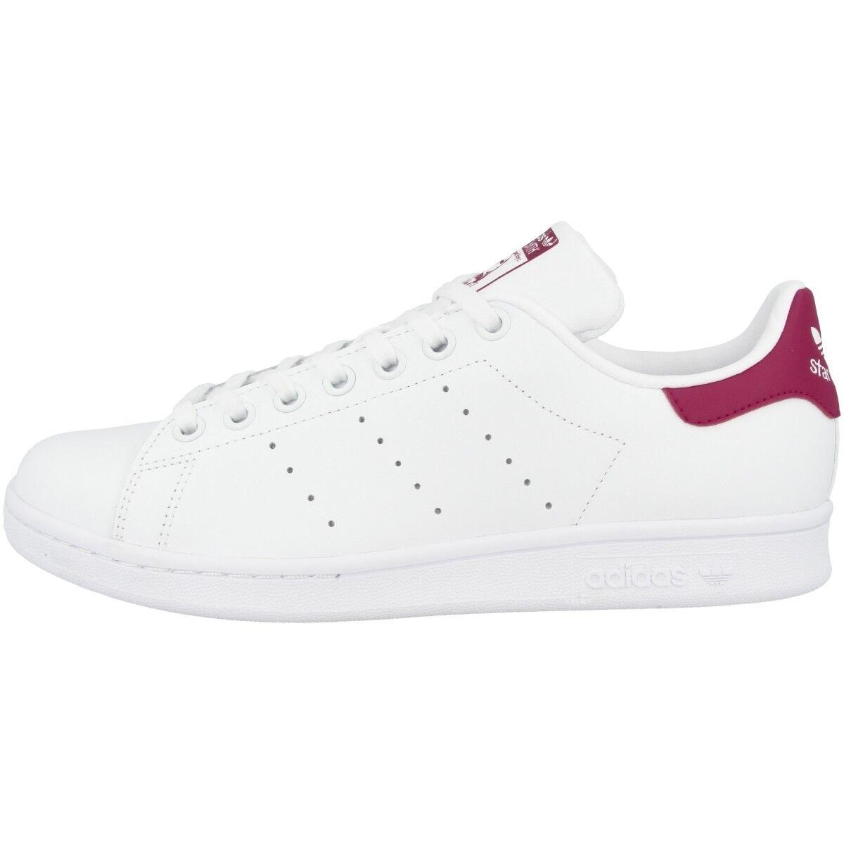 Adidas Stan Stan Stan Smith J zapatos retro cortos blanco rosado b32703 Superstar gacela  directo de fábrica
