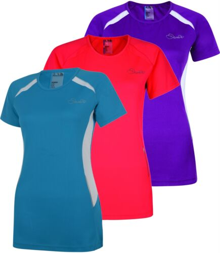 Dare2b Impel T Womens Active T-shirt Gym Running Cycling Top