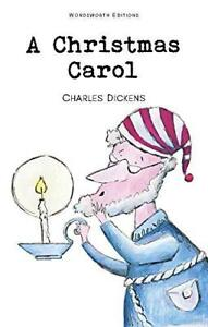 A-Christmas-Carol-Wordsworth-Children-039-s-Classics-by-Charles-Dickens-NEW-Book