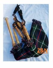 Scottish Highland KID/BAMBINO/Bambini McKenzie moderno Tartan cornamuse giocabili
