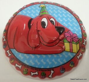 Image Is Loading Clifford Cake Decoration Topper Kit Cupcake Big Red