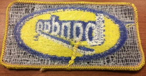 BANDAG TIRE BRIDGE STONE EMBROIDERED SEW ON PATCH ADVERTISING COMPANY