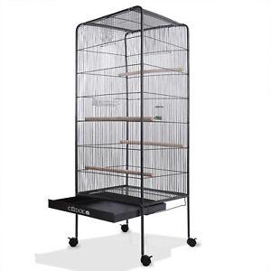 Cage à oiseaux XL Cage à oiseaux Cage à oiseaux Volière Cage à oiseaux Cage à oiseaux 146cm de hauteur