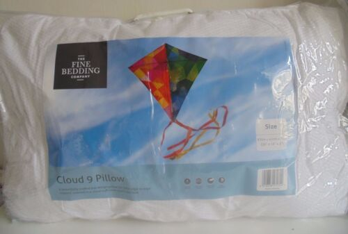 The Fine Bedding Company Luxury Crafted Box Cloud 9 Pillow
