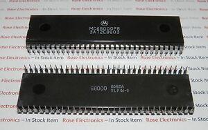 MC68000P8-OBSOLETE-Motorola-64-PIN-DIP-Package-CLEAN-SOCKET-PULLS-REFURBS