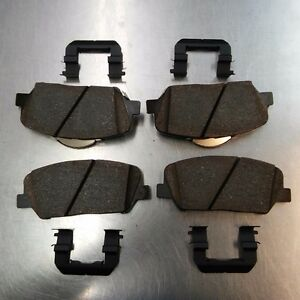 new kia oem front brake pads fits kia optima 2 0t sx 2011 2013 ebay. Black Bedroom Furniture Sets. Home Design Ideas